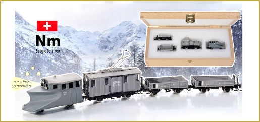 Bernina-Set
