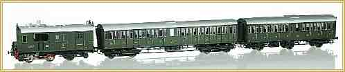 Set: carro-automotore